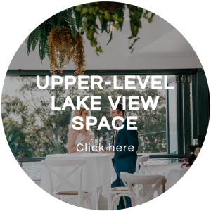 Upper-level lake view space