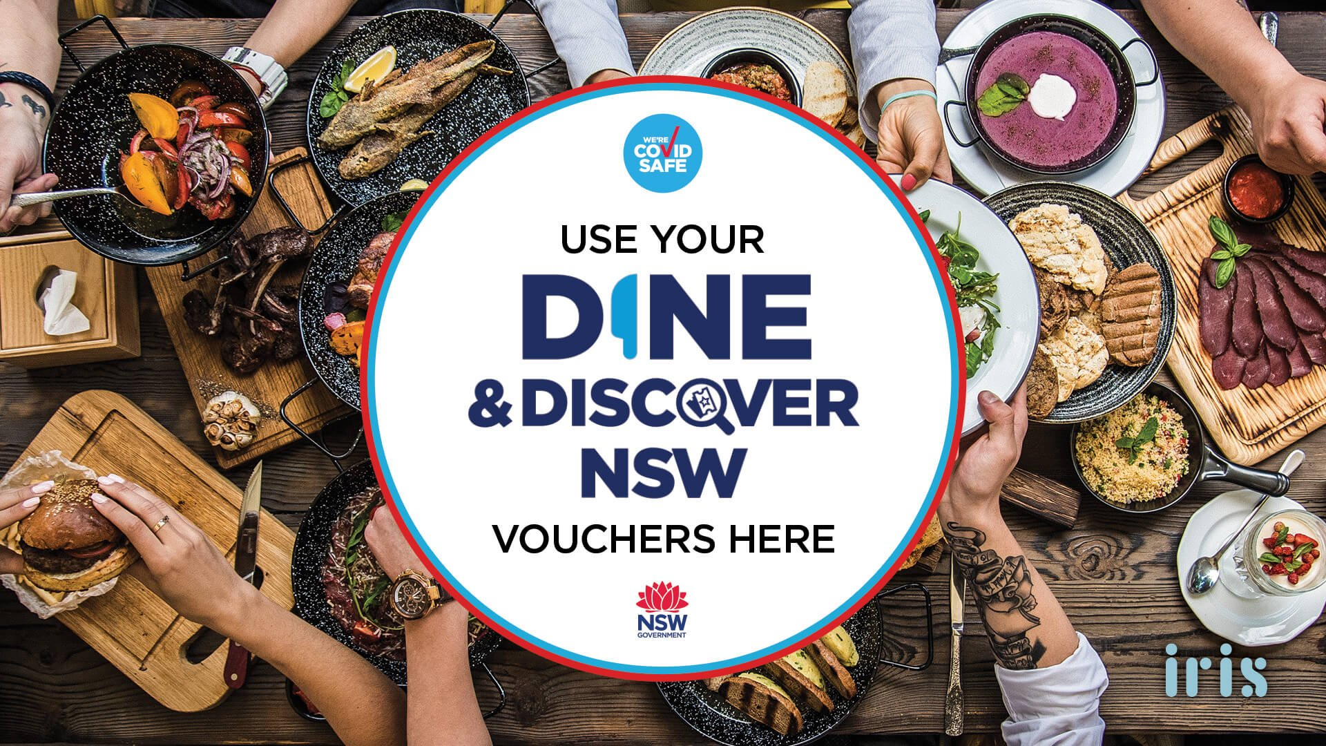 Dine and Discover NSW